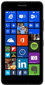 Nokia Lumia 640 No-Contract Smartphone (Cricket Wireless)