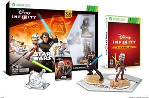 Disney Infinity 3.0 Edition Star Wars Starter Pack (Xbox 360)