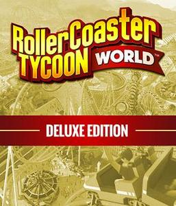 RollerCoaster Tycoon World - Deluxe Edition (PC Download)