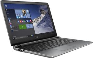 HP Pavilion 15t Core i5-6200U, 6GB RAM (Silver)