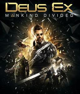 Deus Ex: Mankind Divided (PC Download)
