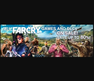 GamersGate Sale: Far Cry Midweek