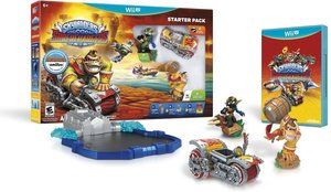 Skylanders SuperChargers Starter Pack (Wii U)