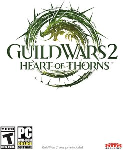 Guild Wars 2: Heart Of Thorns Deluxe Edition (PC/Mac Download)