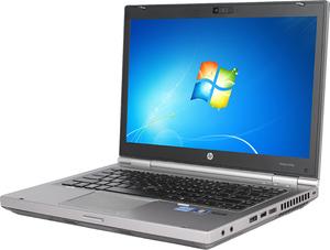 HP EliteBook 8470p Core i5-3320, 8GB RAM (Refurbished)
