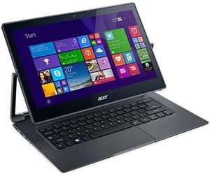 Acer Aspire R7 Core i5-4210U, 8GB RAM, 256GB SSD, Full HD 1080p IPS Touch