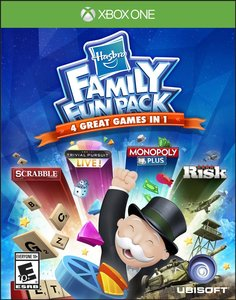 Hasbro Family Fun Pack (Xbox One Download) - Gold Required