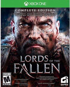 Lords of the Fallen - Complete Edition (Xbox One Download) - Gold Required