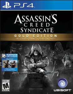 Assassin's Creed Syndicate Gold Edition (PS4 Download) - PS Plus Required