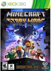 Minecraft: Story Mode - Season Pass (Xbox 360)