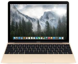 Apple MacBook MK4M2LL/A Core M-5Y31, 8GB RAM, 256GB SSD (Refurbished)