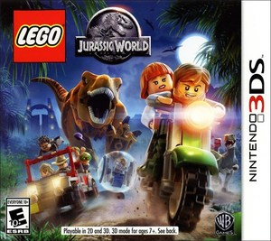 LEGO Jurassic World (Nintendo 3DS) - Pre-owned