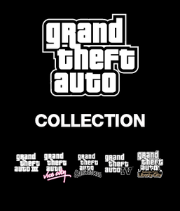 Grand Theft Auto Power Pack (PC Download)