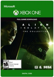 Alien: Isolation Collection (Xbox One Download) - Gold Required