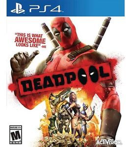 Deadpool (PS4 - Pre-owned)