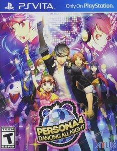 "Persona 4: Dancing All Night ""Disco Fever Collector's Edition"" (PS Vita)"