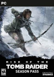 Rise Of The Tomb Raider Season Pass (PC Download)