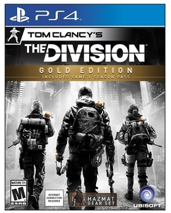 Tom Clancy's The Division Gold Edition (PS4 Download) - PS Plus Required