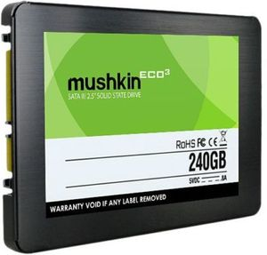 "Mushkin Enhanced ECO3 SSD 2.5"" 240GB MKNSSDE3240GB"
