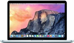 Apple Macbook Pro MF841LL/A Core i5-5287U, 8GB RAM, 512GB SSD