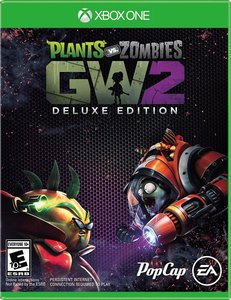 Plants vs. Zombies Garden Warfare 2: Deluxe Edition (Xbox One Download) - Requires Gold