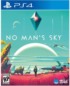 No Man's Sky (PS4) - Pre-owned