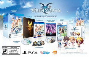Tales of Zestiria Collector's Edition (PS4)