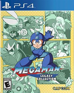 Mega Man Legacy Collection (PS4 Download) - PS Plus Required