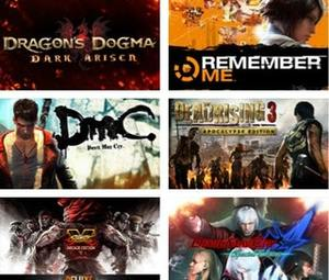 GamesPlanet Capcom Week Sale