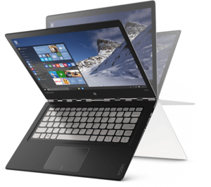 Yoga 900S 80ML000QUS (Silver) Core m5-6Y54, 1440p Display, 8GB RAM, 256GB SSD