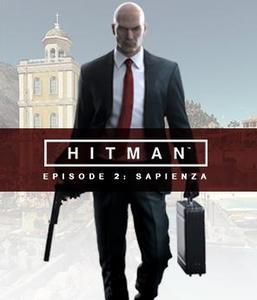 Hitman Episode 2: Sapienza (PC DLC)