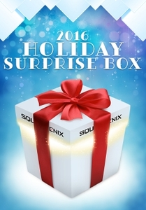 Square Enix Online Store: 2016 Holiday Surprise Box (7 Games)