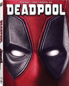 Deadpool (Blu-ray/DVD/Digital HD)