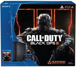 PlayStation 4 Call of Duty: Black Ops 3 Bundle + NBA 2K16