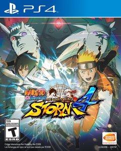 Naruto Shippuden: Ultimate Ninja Storm 4 (PS4 Download)