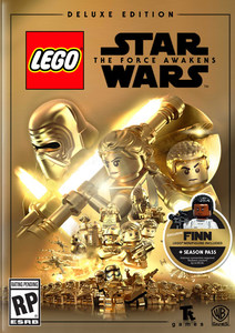 Lego Star Wars: The Force Awakens Deluxe Edition (PC Download)