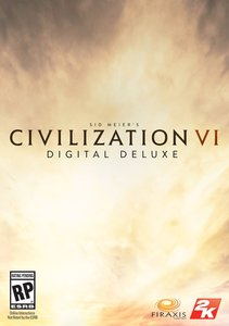 Sid Meier's Civilization VI Digital Deluxe (PC Download)