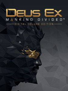 Deus Ex: Mankind Divided Digital Deluxe Edition (PC Download)