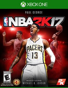 NBA 2K17 (Xbox One) - Pre-owned