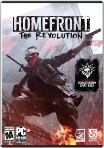 Homefront: The Revolution (PC DVD)