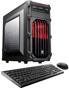 CybertronPC Palladium 1080X, Core i5-6500, 16GB RAM, GeForce GTX 1080