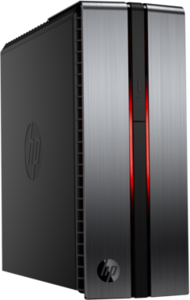 HP ENVY Phoenix 860, Core i7-6700K, 24GB RAM, GeForce GTX 980Ti