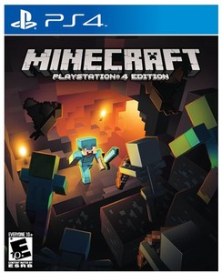 Minecraft: PS4 Edition