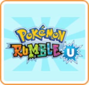 Pokémon Rumble U (Wii U Download)
