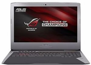 Asus ROG G752VL-UH71T Core i7-6700HQ, 24GB RAM, 256GB SSD + 1TB HDD, GeForce GTX 965M, 1080p IPS Display