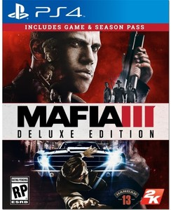 Mafia 3 Deluxe Edition (PS4 - Requires GCU) + $10 Rewards