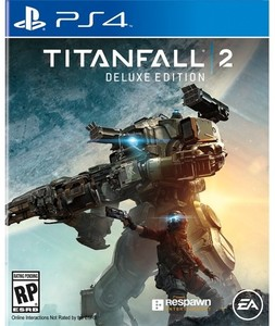 Titanfall 2 Deluxe Edition (PS4)