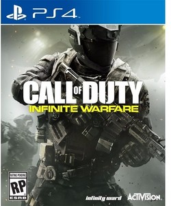 Call of Duty: Infinite Warfare (PS4) - Pre-owned