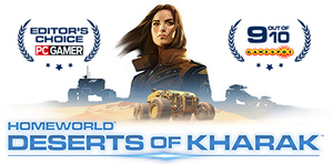 Homeworld: Deserts of Kharak (PC Download)