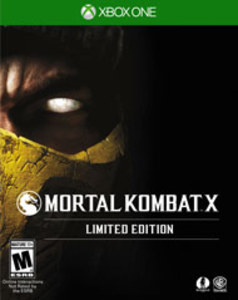 Mortal Kombat X Limited Edition (Xbox One)